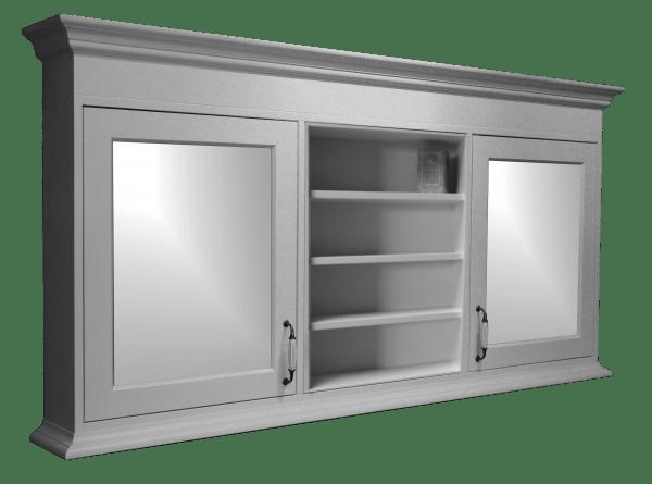 klassieke spiegelkast