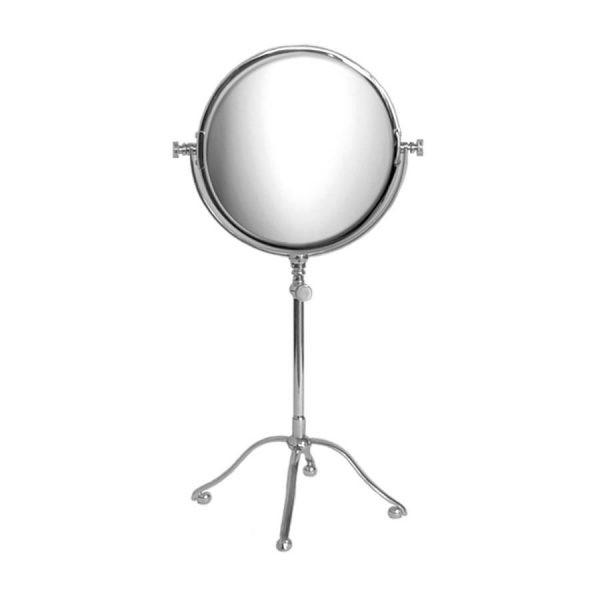 klassieke scheer/make-up spiegel