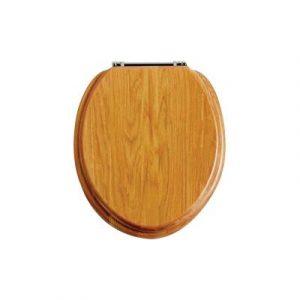 Toiletzitting hout eiken S001 | S002
