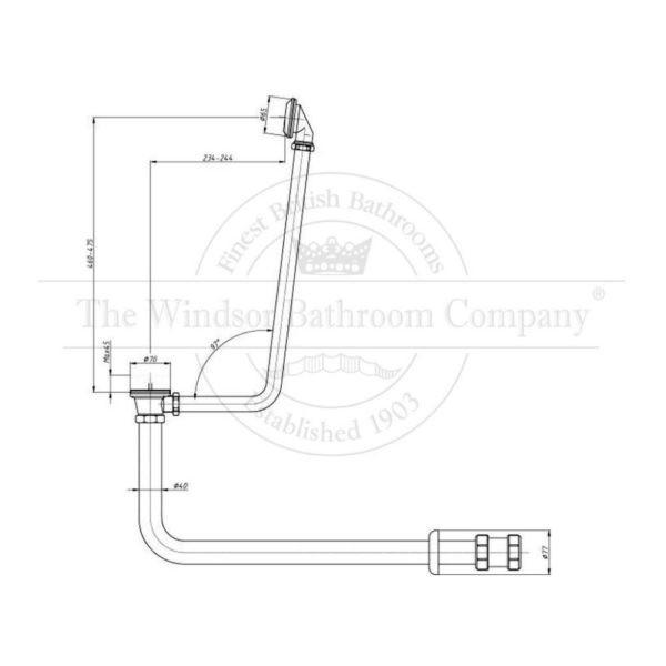 Badafvoer-set-leidingen-bouwtekening