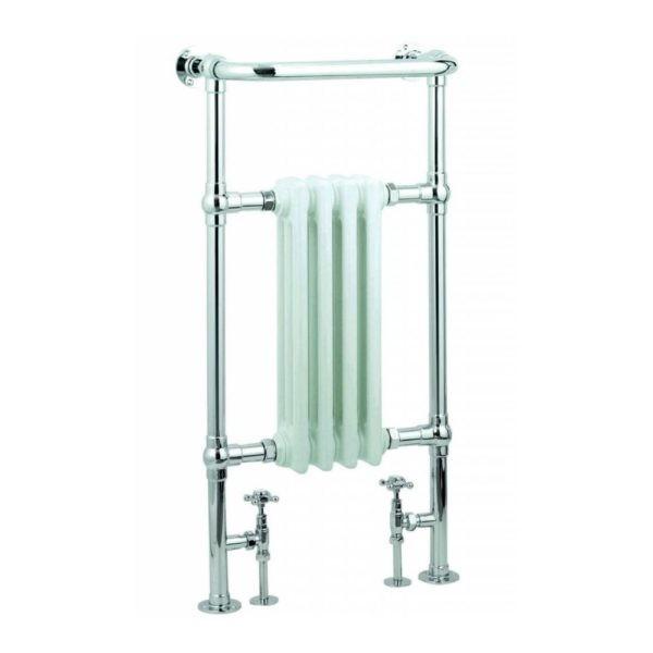 Handdoekradiator-verticaal-chroom-cv