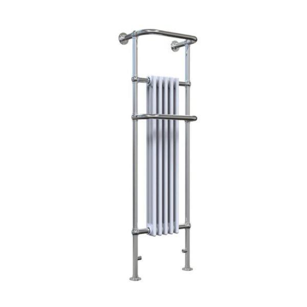 Handdoekradiator-verticaal-vloermodel