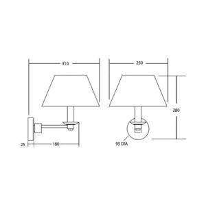 Wandlamp-Brokton-bouwtekening