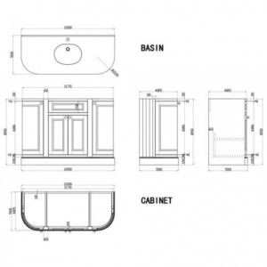 afmetingen-badkamermeubel-staand-klassiek-marmer