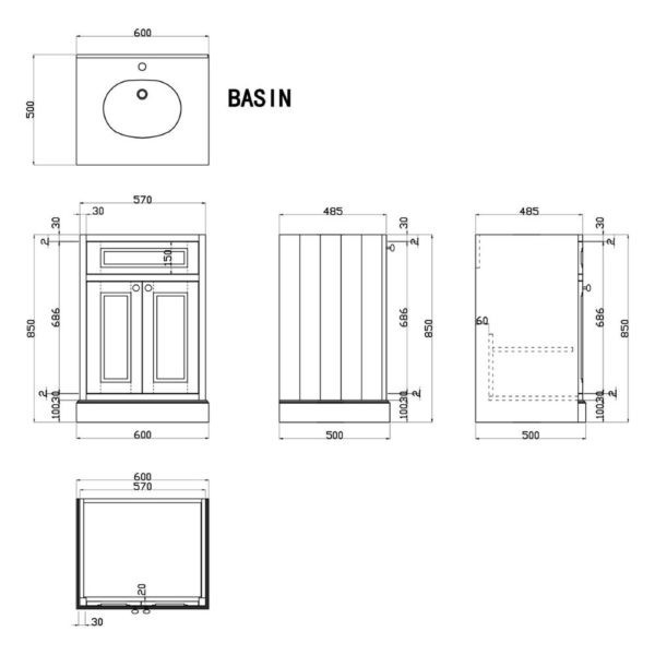 badkamermeubel-marmer-60cm-staand-afmetingen-rochford
