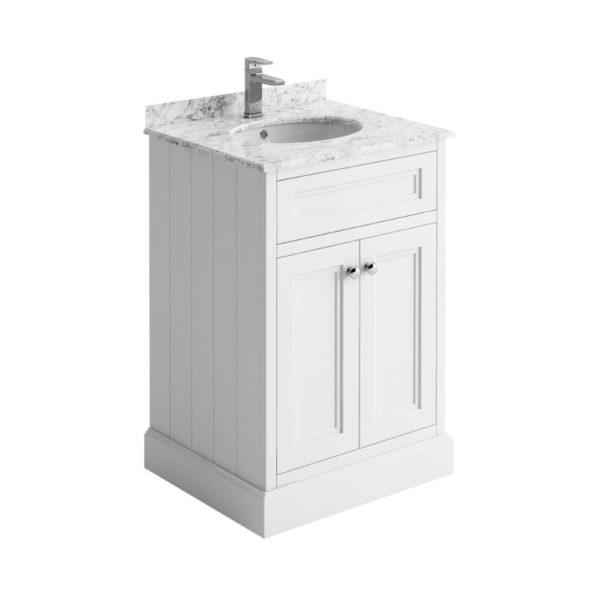 badkamermeubel-wit-marmer-60cm-staand-incl-wastafel-softclose